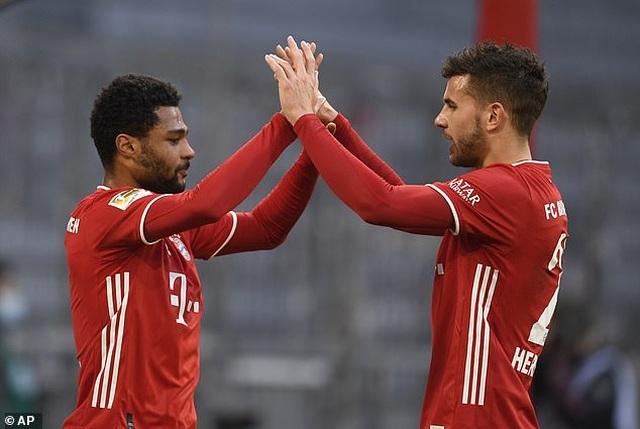 Lewandowski và Gnabry tỏa sáng rực rỡ, Bayern Munich vùi dập Cologne - 5