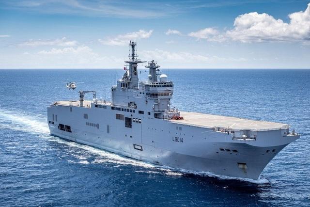 Vì sao Pháp để mắt tới Biển Đông bất chấp cảnh báo của Trung Quốc? - 1