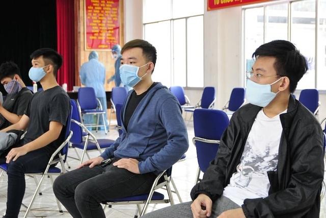 TPHCM: Xét nghiệm SARS-CoV-2  cho gần 4.000 thanh niên chuẩn bị nhập ngũ - 5