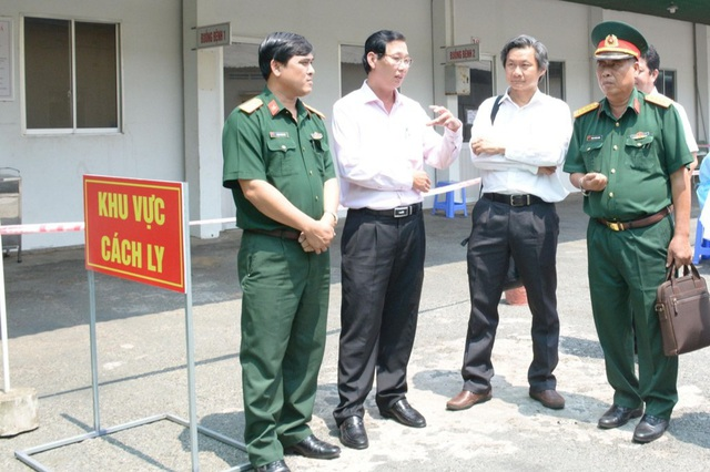 Bắt được người đàn ông trốn khỏi khu cách ly để sang Campuchia - 1