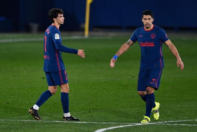 Hạ Villarreal, Atletico bỏ xa Barcelona và Real Madrid - 7