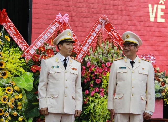 Đắk Lắk có tân Giám đốc Công an tỉnh - 2