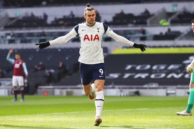 Con quái vật Gareth Bale đã thực sự tỉnh giấc? - 1