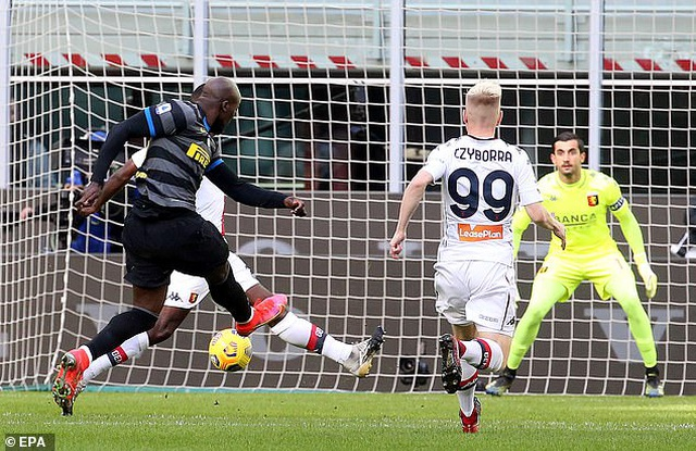 Inter Milan vững ngôi đầu, AC Milan đánh bại AS Roma - 1