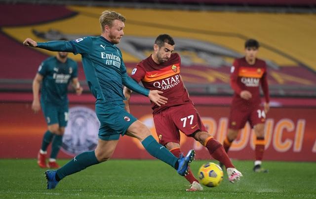 Inter Milan vững ngôi đầu, AC Milan đánh bại AS Roma - 7