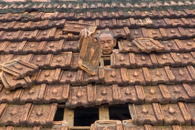 Nhà an toàn, sống an tâm mô hình khẩn thiết cho dân nghèo vùng rốn lũ - 5