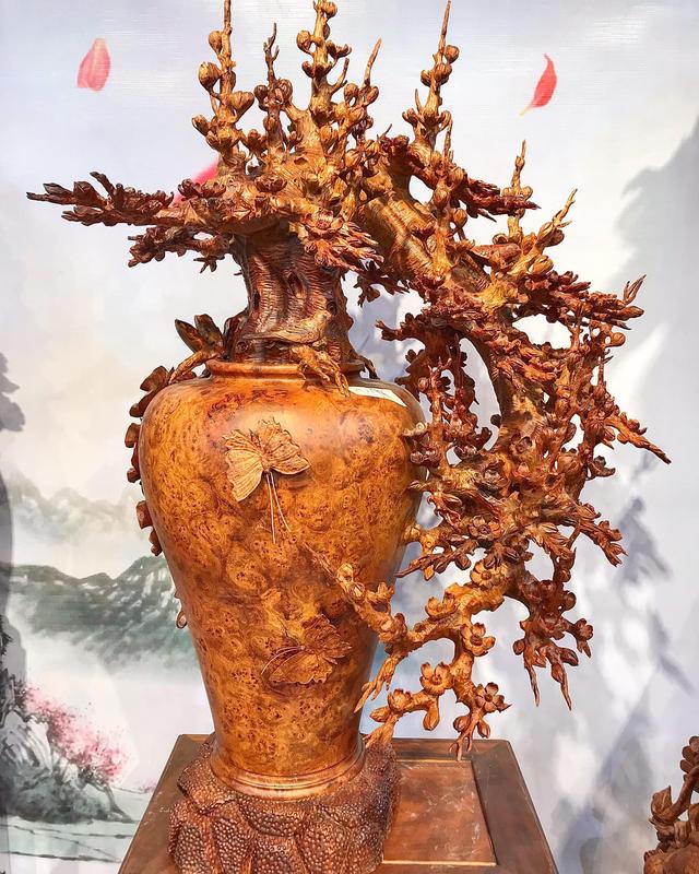 Tượng gỗ Trung Kiên - Giữ nguyên giá trị trong từng sản phẩm - 2