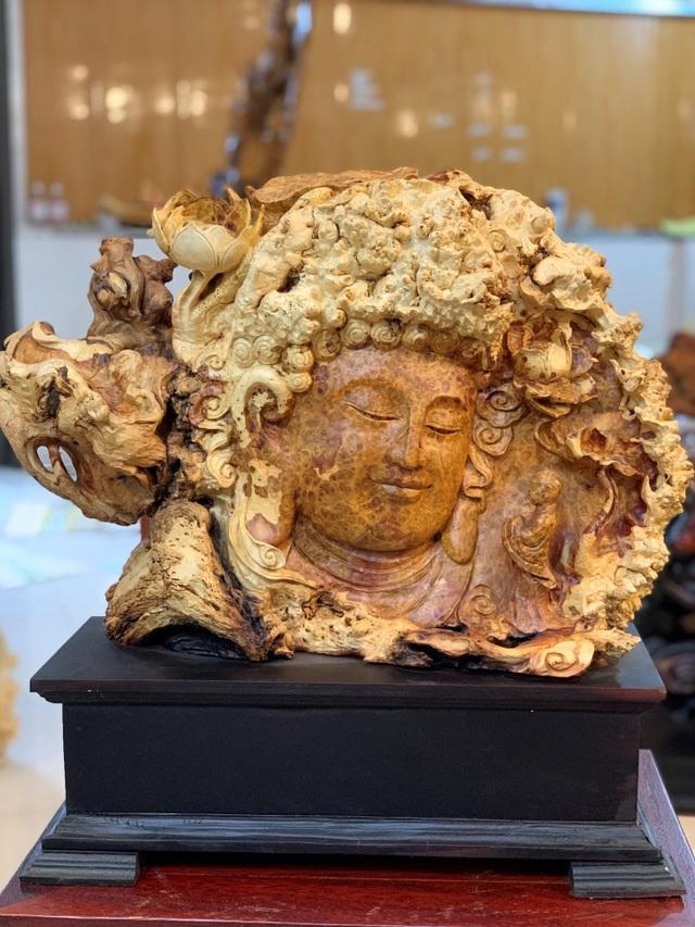 Tượng gỗ Trung Kiên - Giữ nguyên giá trị trong từng sản phẩm - 5