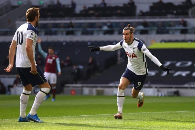 Con quái vật Gareth Bale đã thực sự tỉnh giấc? - 3