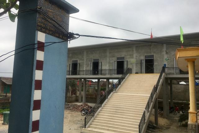 Nhà an toàn, sống an tâm mô hình khẩn thiết cho dân nghèo vùng rốn lũ - 7