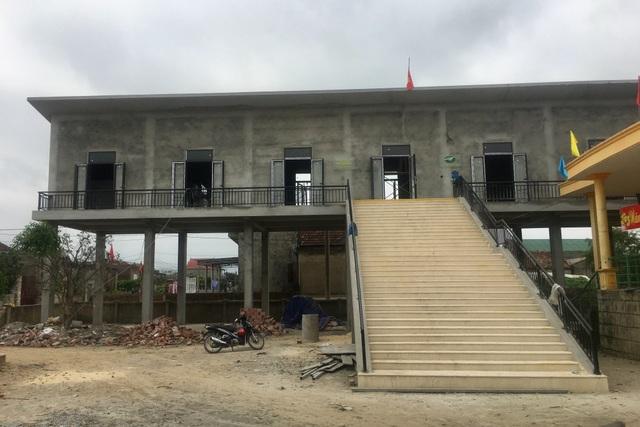 Nhà an toàn, sống an tâm mô hình khẩn thiết cho dân nghèo vùng rốn lũ - 6