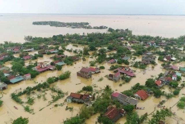 Nhà an toàn, sống an tâm mô hình khẩn thiết cho dân nghèo vùng rốn lũ - 1