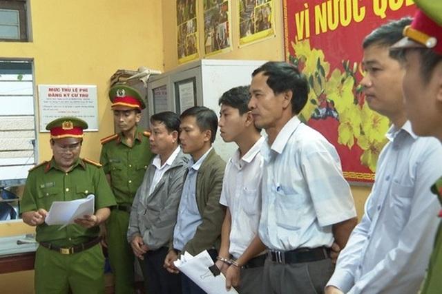 Bắt nguyên Giám đốc Chi nhánh Văn phòng đăng ký đất đai Thành phố Huế - 3