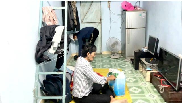 Nghệ sĩ Thương Tín xuất viện về nhà trọ - 4