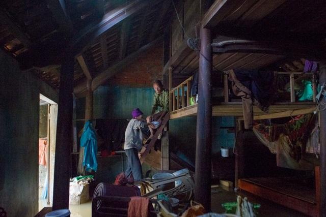 Nhà an toàn, sống an tâm mô hình khẩn thiết cho dân nghèo vùng rốn lũ - 4