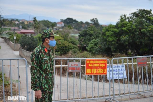 Ngày 3/3, Hải Dương gỡ phong tỏa TP Chí Linh và huyện Cẩm Giàng - 2