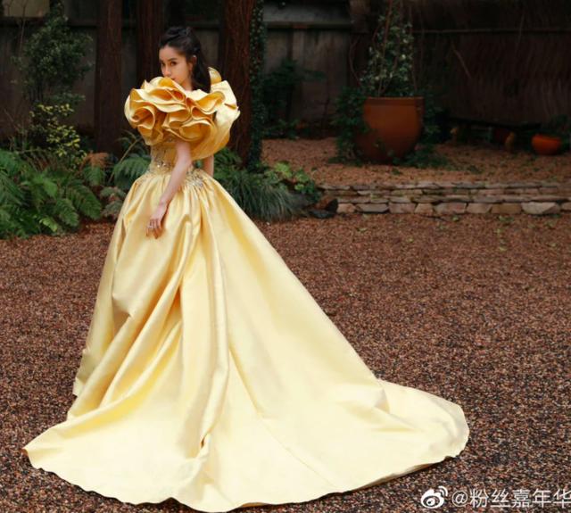 Angelababy hóa công chúa xinh đẹp, phớt lờ Huỳnh Hiểu Minh - 3