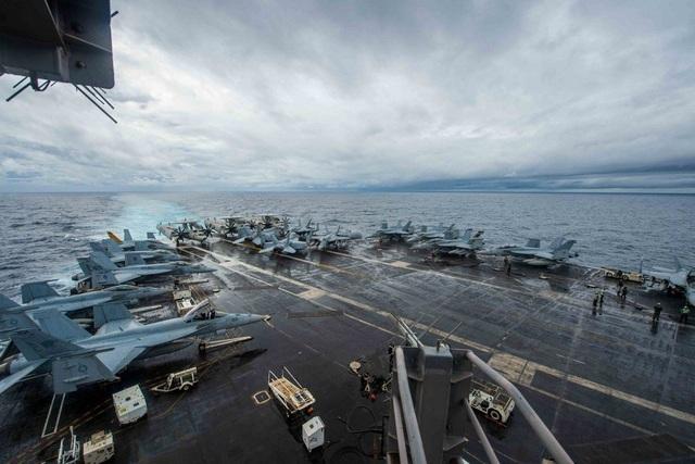 Chiến thuật tung đặc nhiệm SEAL của Mỹ tại Biển Đông - 1