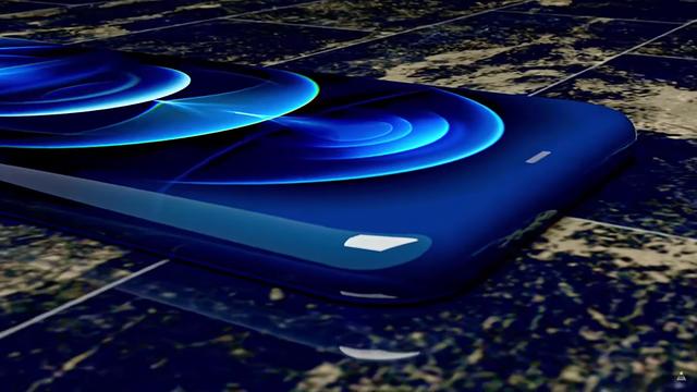 Hình mẫu iPhone tương lai: Màn hình gập, không cổng sạc - 5