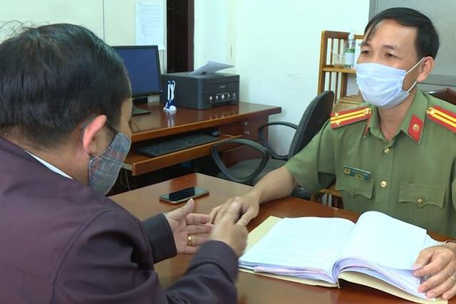 Dùng văn bản mạo danh Văn phòng Chính phủ để tổ chức XKLĐ trái phép - 1