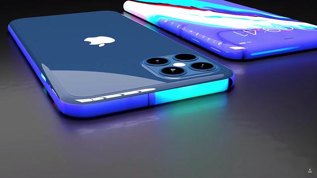 Hình mẫu iPhone tương lai: Màn hình gập, không cổng sạc - 7