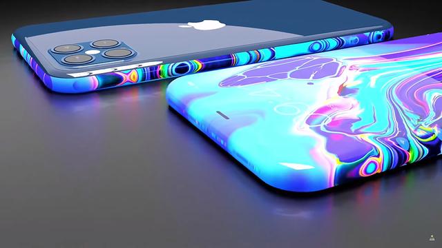 Hình mẫu iPhone tương lai: Màn hình gập, không cổng sạc - 8