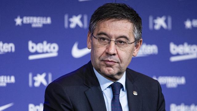 Cựu Chủ tịch Barcelona tạm thời được thả tự do - 1