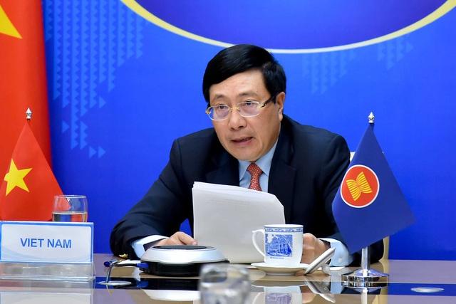 Việt Nam đề nghị ASEAN giúp Myanmar ổn định tình hình - 2