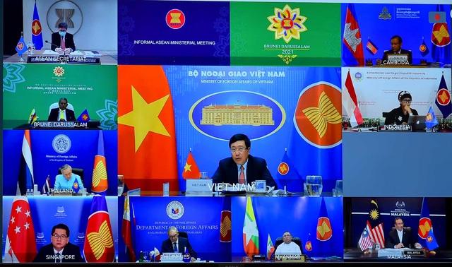 Việt Nam đề nghị ASEAN giúp Myanmar ổn định tình hình - 1