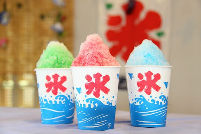 Đá bào Kakigori - món ăn giải nhiệt nổi tiếng tại Nhật - 3