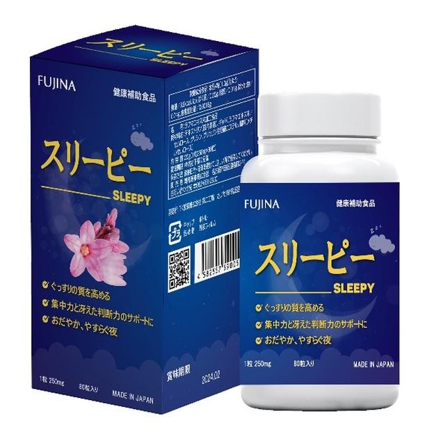 Công nghệ Picosome ứng dụng thành công trong Viên ngủ ngon Sleepy Nhật Bản - 4