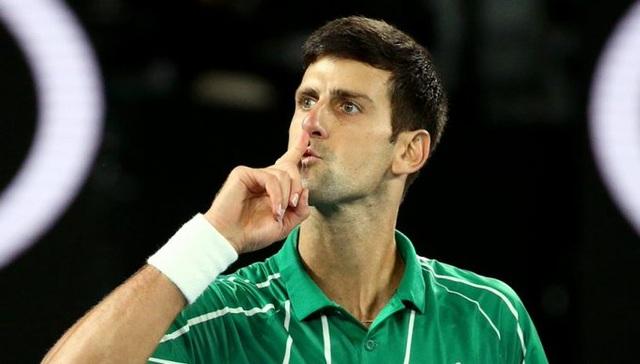 Novak Djokovic đặt mục tiêu sớm vượt mặt Serena Williams - 2