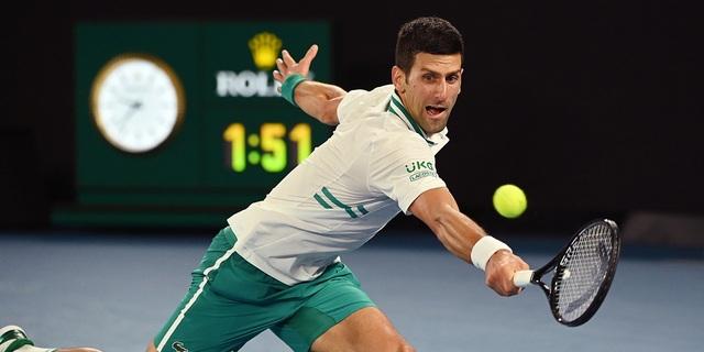 Novak Djokovic đặt mục tiêu sớm vượt mặt Serena Williams - 3