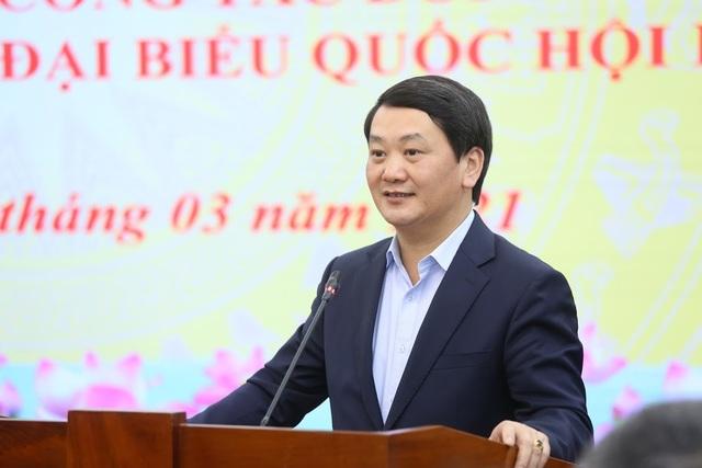 2 lãnh đạo Mặt trận tổ quốc được giới thiệu ứng cử đại biểu Quốc hội - 2