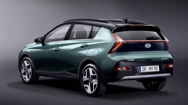 Hyundai Bayon chính thức ra mắt, thêm lựa chọn SUV đô thị - 7