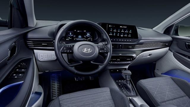 Hyundai Bayon chính thức ra mắt, thêm lựa chọn SUV đô thị - 9