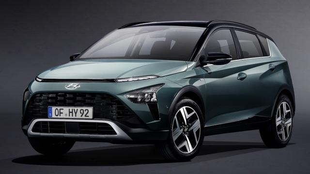 Hyundai Bayon chính thức ra mắt, thêm lựa chọn SUV đô thị - 5