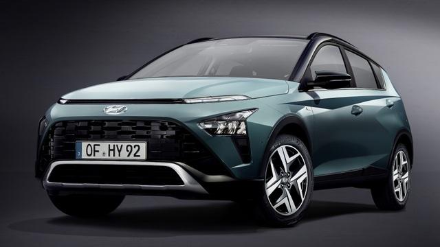 Hyundai Bayon chính thức ra mắt, thêm lựa chọn SUV đô thị - 1