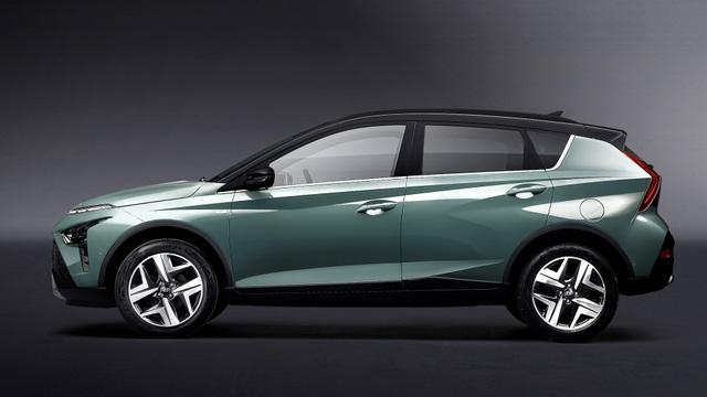 Hyundai Bayon chính thức ra mắt, thêm lựa chọn SUV đô thị - 6