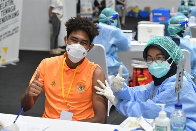 Đối thủ của đội tuyển Việt Nam được tiêm vắc xin Covid-19 - 2