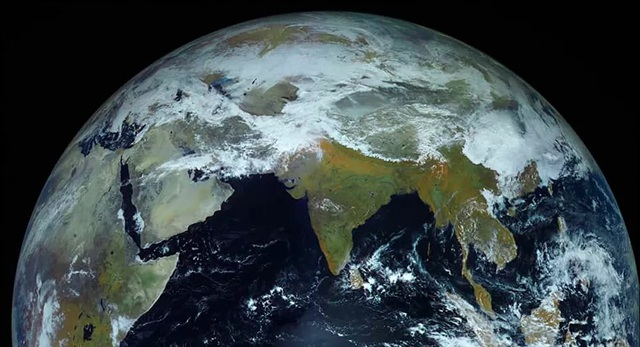 Các nhà khoa học dự đoán về thảm họa của bầu khí quyển trái đất - 1