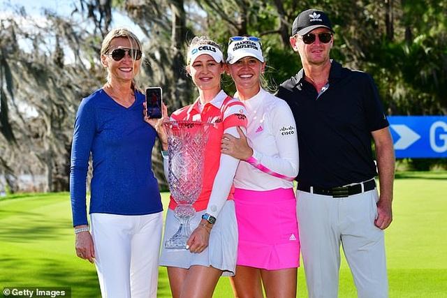 Vẻ đẹp hút hồn của nữ golf thủ 16 tuổi vừa đoạt Cúp Gainbridge LPGA - 7