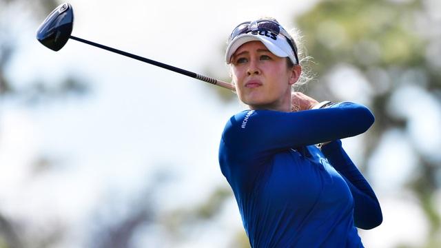 Vẻ đẹp hút hồn của nữ golf thủ 16 tuổi vừa đoạt Cúp Gainbridge LPGA - 5