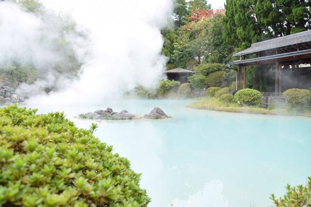 7 địa ngục tại thị trấn onsen nổi tiếng bậc nhất xứ Phù Tang - 5