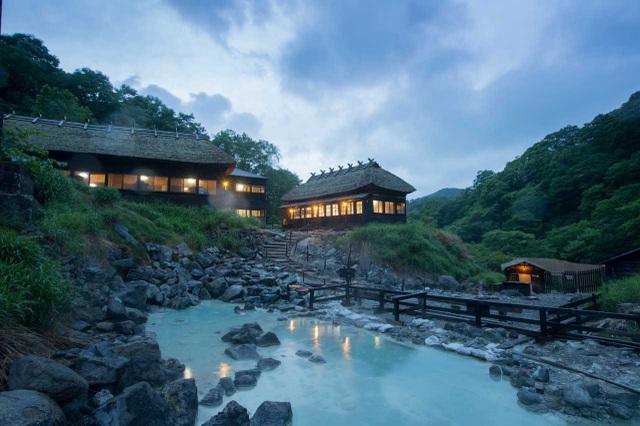 Bỏ lại thế giới ở phía sau để đi về 5 onsen hẻo lánh nhất nước Nhật - 1