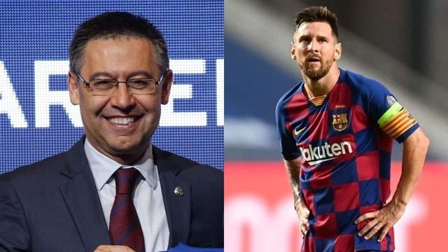 Ông trùm Bartomeu bị bắt, Messi trong sạch ở Barcelona? - 1