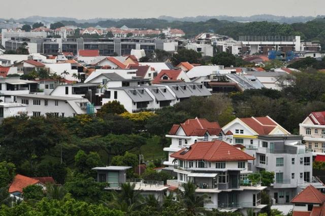 Giới siêu giàu châu Á đổ xô sang Singapore mua nhà - 1