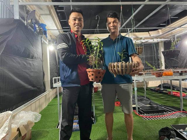 Nghệ nhân chia sẻ cách chăm sóc hoa lan sau khi chơi Tết sao cho đúng cách - 4