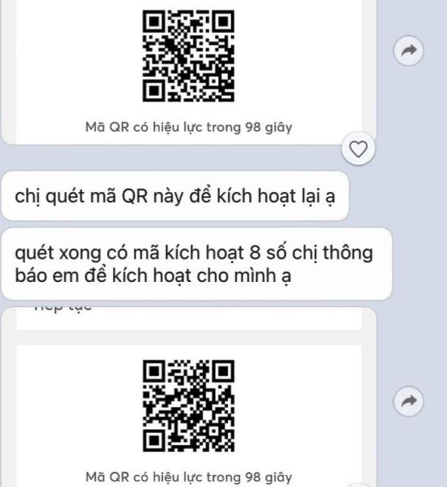 Nữ giáo viên ở Ninh Bình mất 650 triệu đồng sau cuộc điện thoại từ số lạ - 1