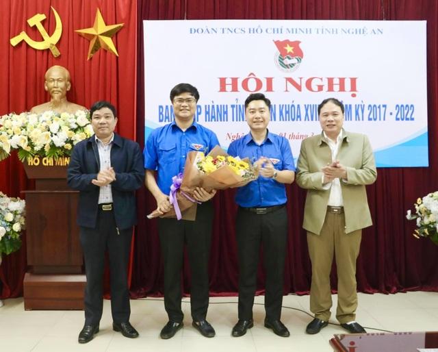 Nghệ An có tân Phó Bí thư Tỉnh đoàn tuổi 35 - 3